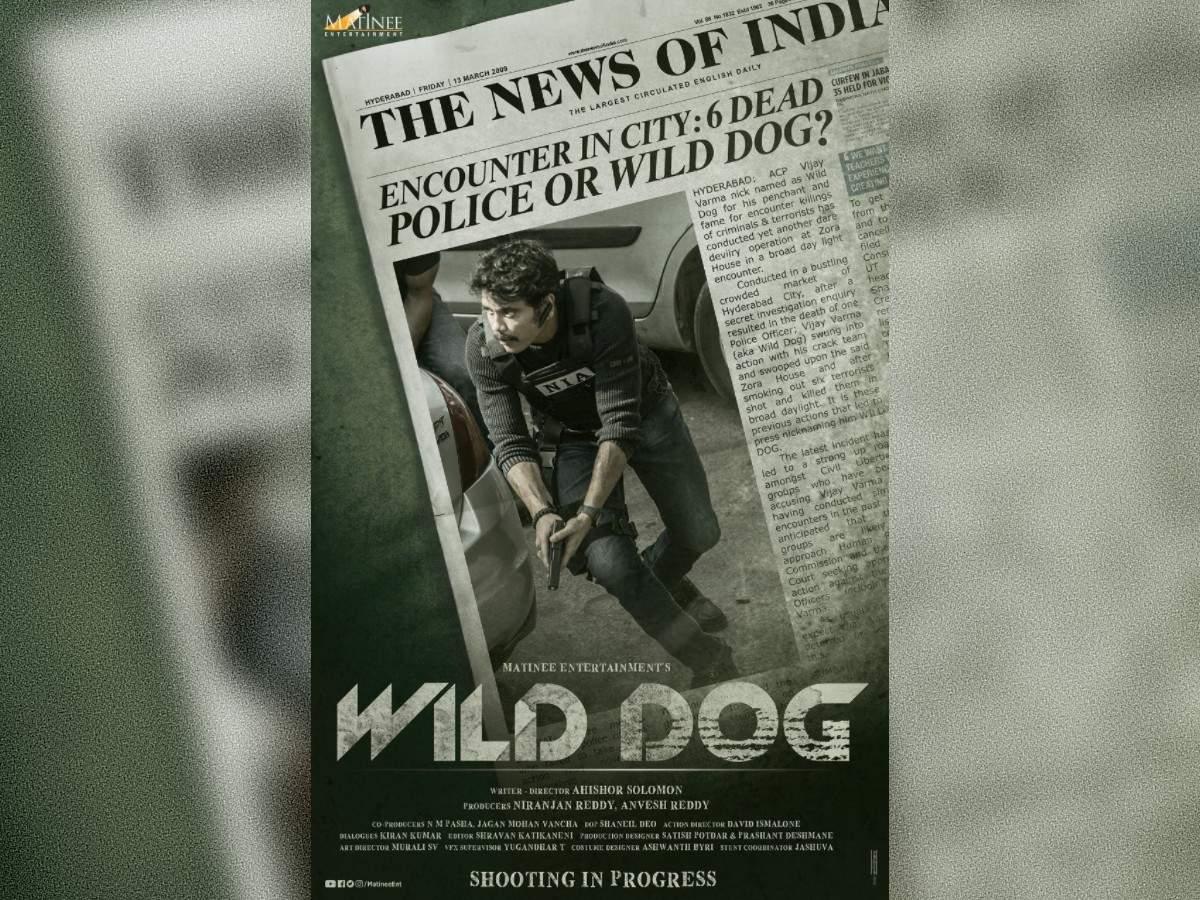 Wild Dog Movie