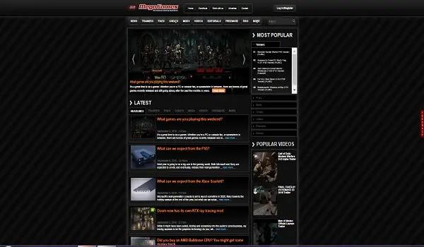 موقع Mega Games تحميل العاب خفيفة للحاسوب