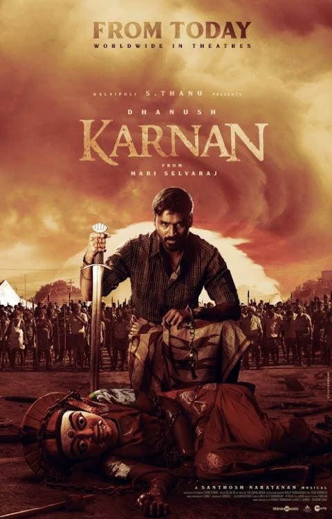 Download Karnan (2021) Tamil Full Movie | Dhanush, Lakshmi Priya