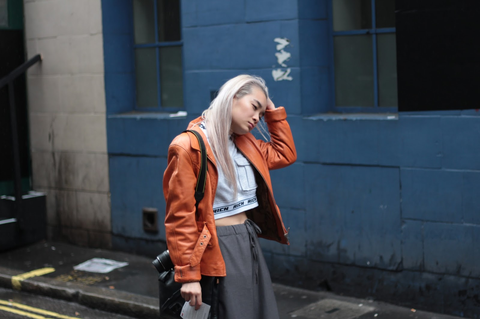 London fashion week ss16 street style photos