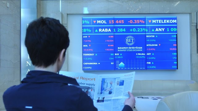 BÉT - Csökkenő forgalom mellett esett a BUX a héten
