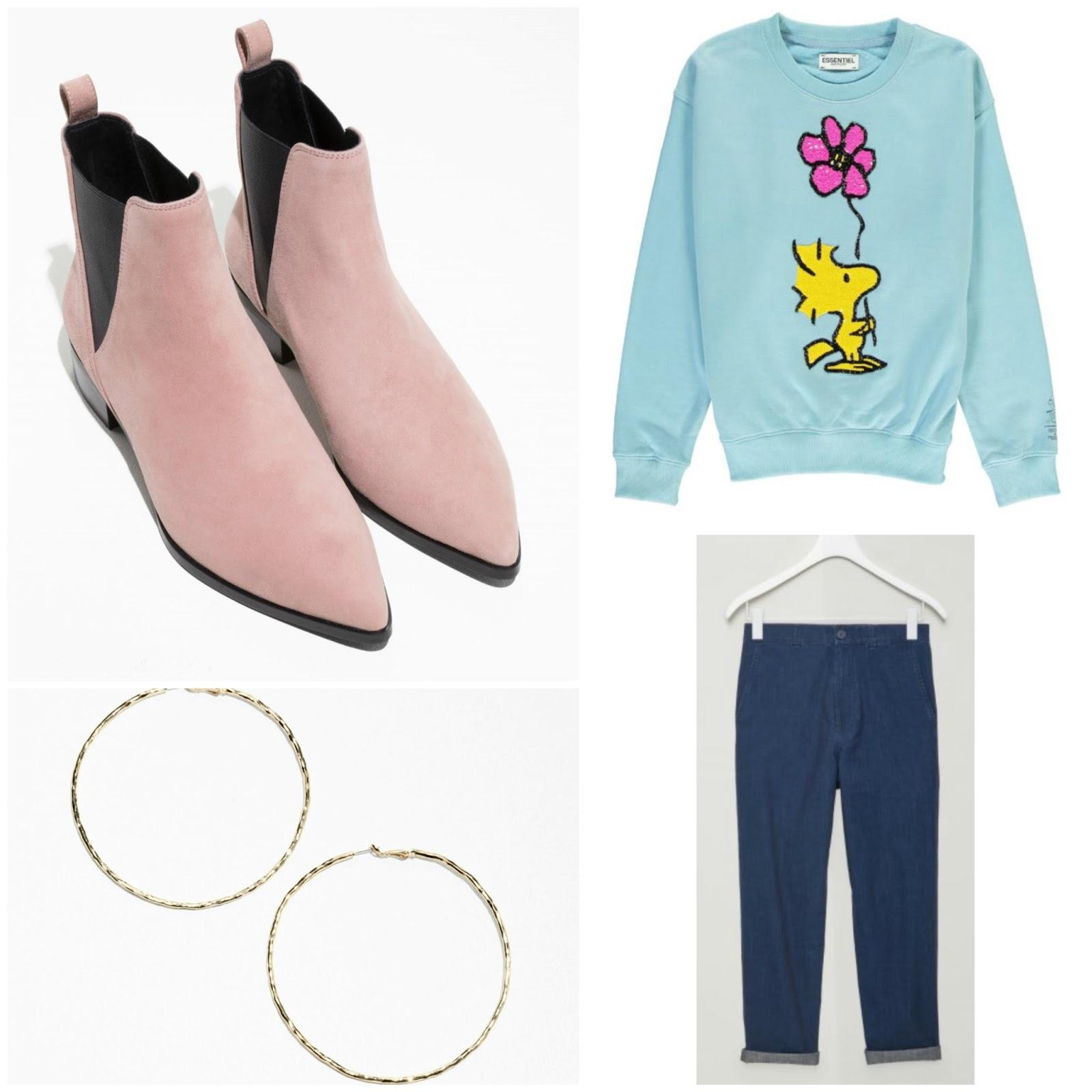 Adding colour to your spring wardrobe