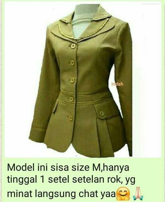 35 Model Baju Dinas Kantor Terbaru 2020 Updatemodelbaju