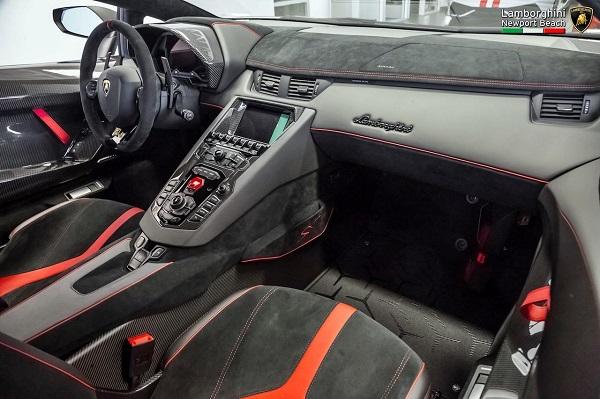 Lamborghini Aventador SV Ad Personam