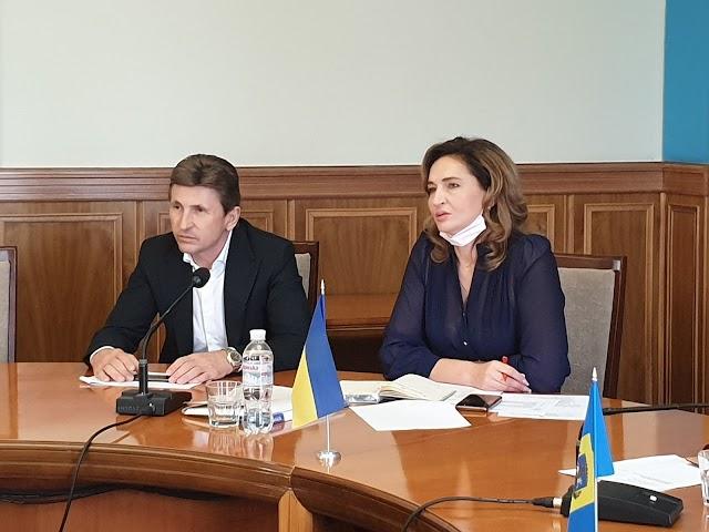 Валерій Ксьонзенко: Незважаючи на обмеженість бюджету, обласна рада готова підтримати медичні заклади Київщини