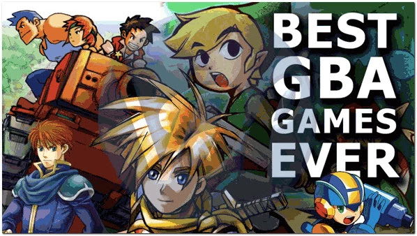 Top 25 Game Boy Advance Games of All Time