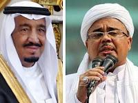Takbiirr..!! Kuasa Hukum Habib Rizieq Mengaku Dihubungi Protokoler Arab Saudi
