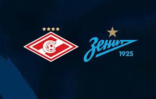 Спартак М – Зенит смотреть онлайн бесплатно 1 сентябрь 2019 прямая трансляция в 19:00 МСК.