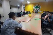 Dokter Senior Unsrat Temui Fraksi Golkar Dan Nasdem DPRD Sulut