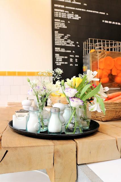 Marcelle / Healthy food / Blog Atelier rue verte / comptoir fleuri /