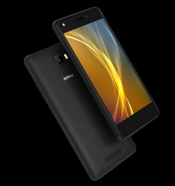 launched merely on Flipkart amongst a cost of  Intex Elyt E6 launched amongst a cost less than 120$