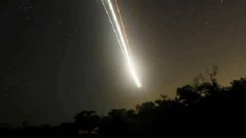 سقوط نيزك على السودان, اخبار السودان