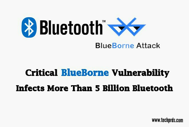 Bluetooth Malware Affects Billions of Devices, Requires No Pairing