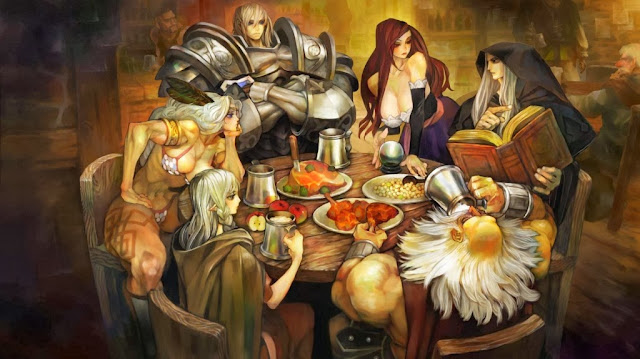 Rol Dragons Crown