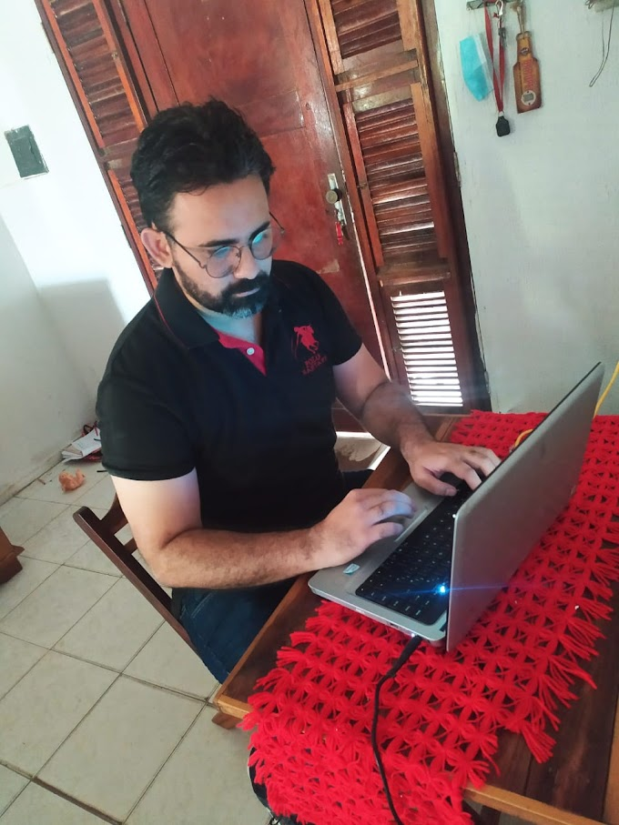 """Escritor quixadaense realiza """"vaquinha"""" para lançamento de livro escrito para enfrentar a depressão"""