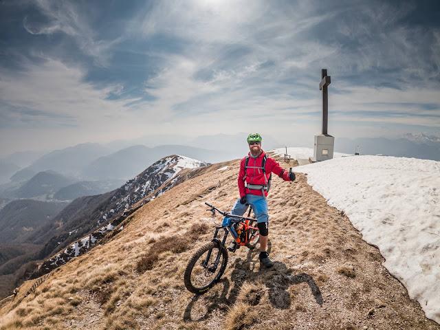 Mountainbike Tour: Monte Lema/ Tessin/ Lugano