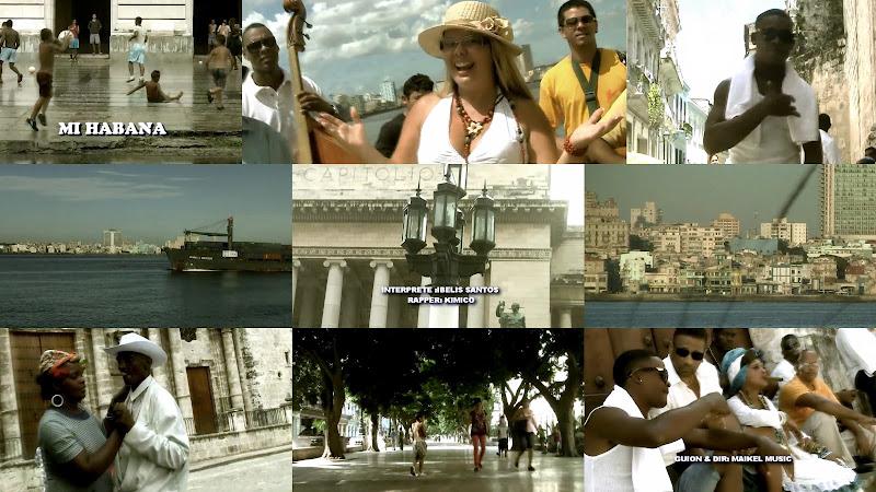 Ibelis - ¨Mi Habana¨ - Videoclip - Director: Maikel Music. Portal Del Vídeo Clip Cubano
