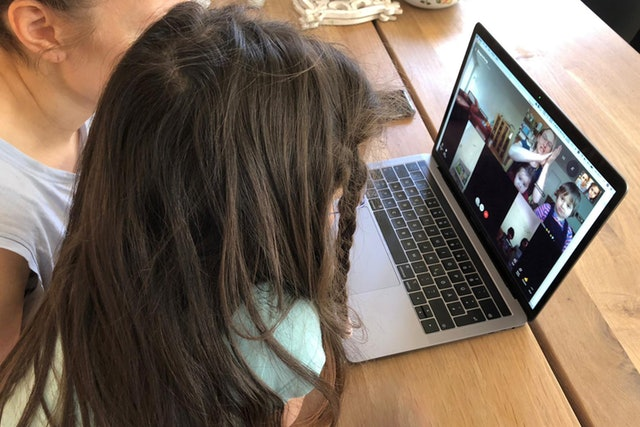 Проведение детских классов бахаи дистанционно, через интернет