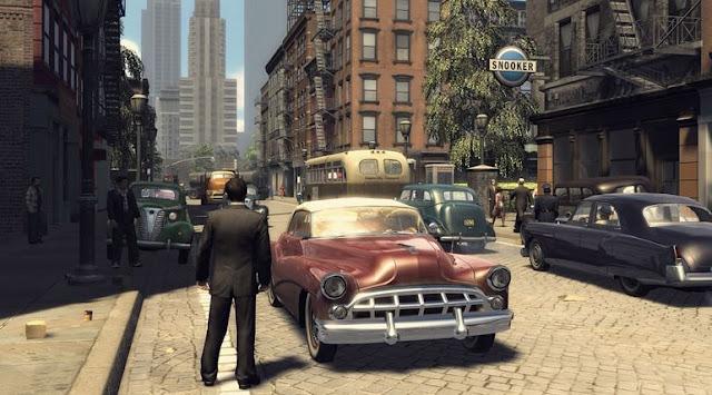 تحميل لعبة mafia 2 على الكمبيوتر مجانا