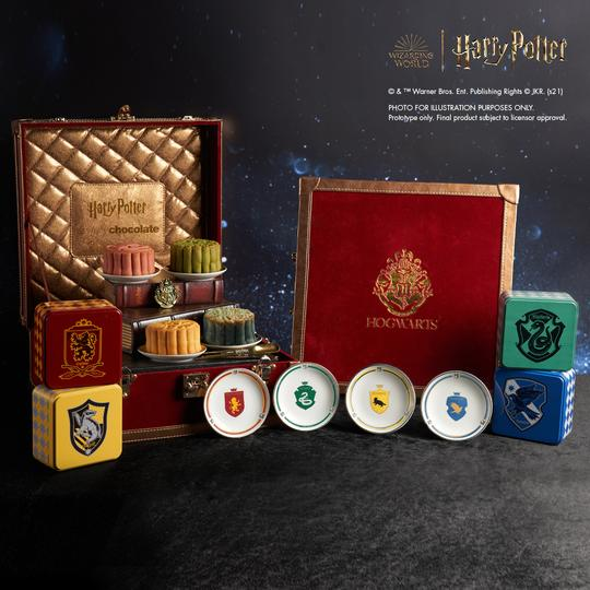 World's First Official Harry Potter Mooncake Collection