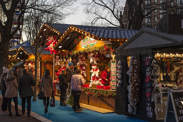 The Ultimate Guide to Christmas Markets in North East England 2021
