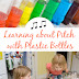 How to Explore Musical Pitch with Plastic Bottles