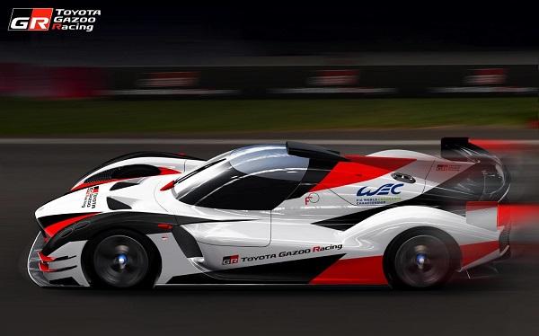 Toyota GR Super Sport Concept Hiperauto Fuji Speedway