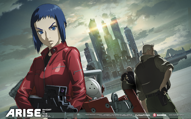 Ghost in the Shell: Arise (04/04) (200MB) (HDL) (Sub Español) (Mega)