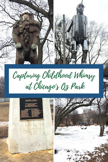 Capturing Childhood Whimsy at Chicago's Oz Park