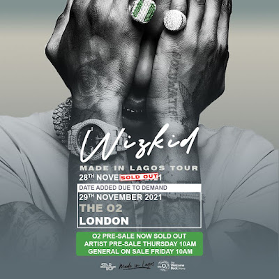 """""""Wizkid Should Introduce A Membership Form And Card For His Shows"""" - Fan Tells Wizkid"""