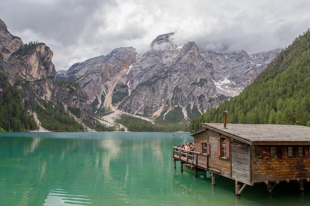 Seerundweg Pragser Wildsee  Lago di Braies  Südtirol 07