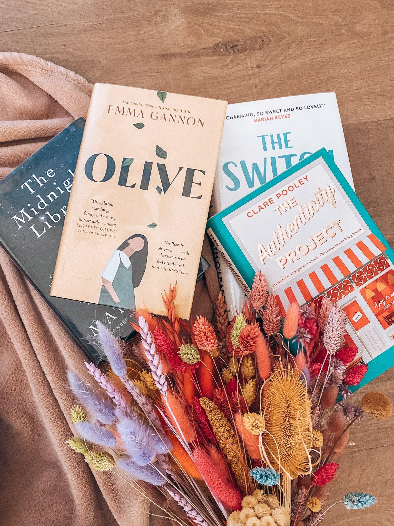 The Books I Read In Autumn