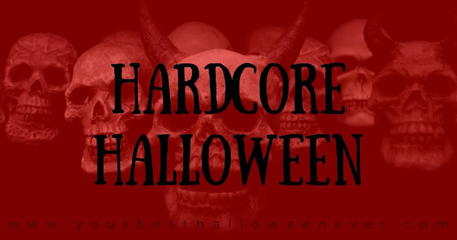 Your Best Halloween Ever, Hardcore Halloween Playlist