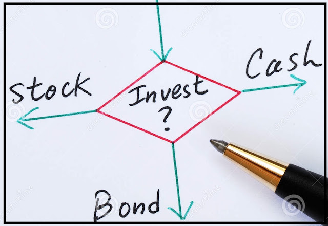 bonds or stocks investment decision