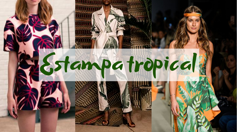 Estampa Tropical: A Trend Que É A Cara do Verão