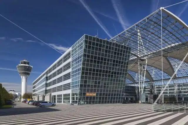 Munich Airport MUC -German