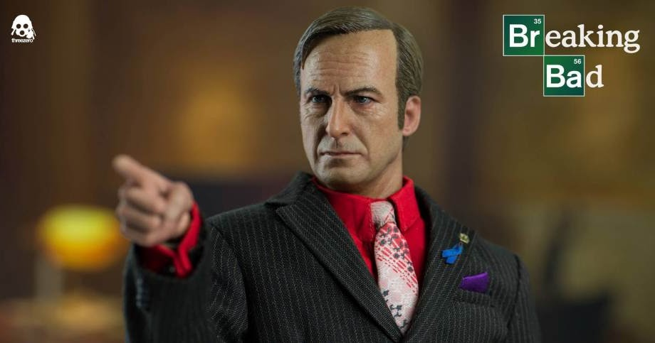 Images: New Photos And Info For The Breaking Bad Saul Goodman 1/6 Scale Figure