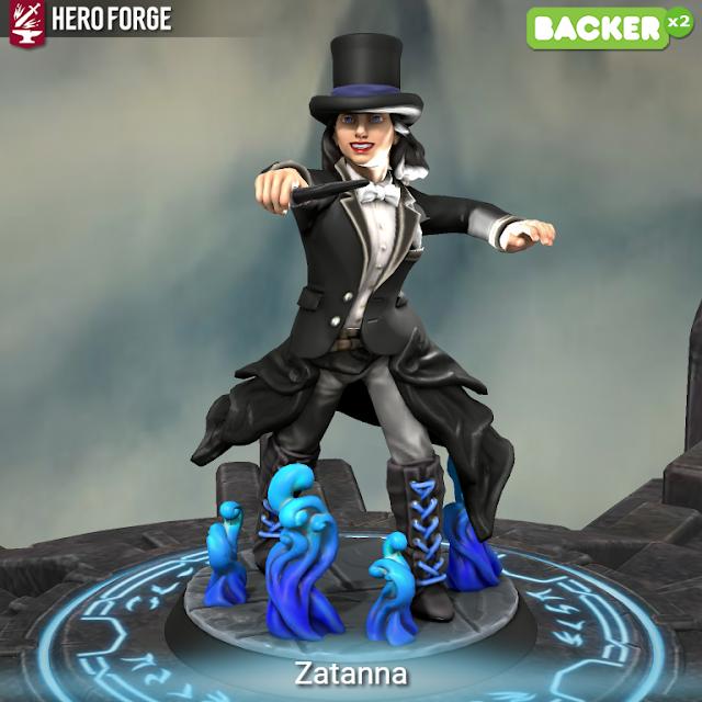 Zatannan HeroForge