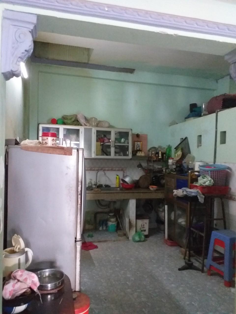 Bán nhà hẻm xe tải đường 41 Phú Định phường 16 Quận 8, giá 2,2 tỷ