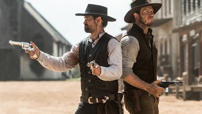 Manuel García Rulfo y Chris Pratt