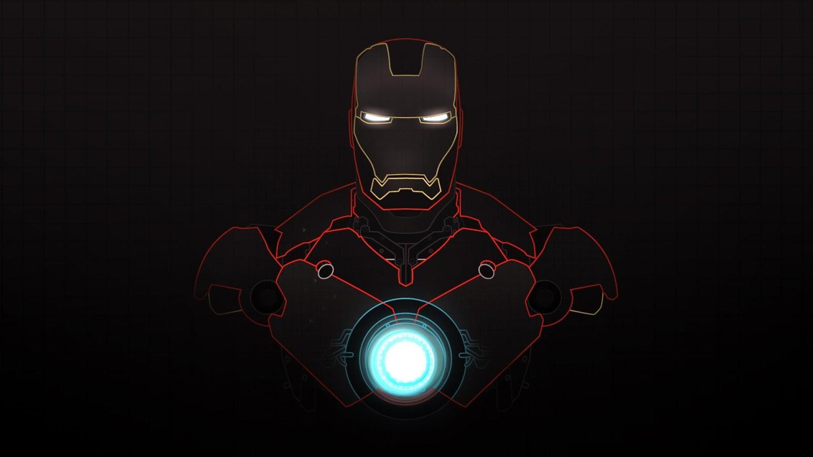 iron man hero pics
