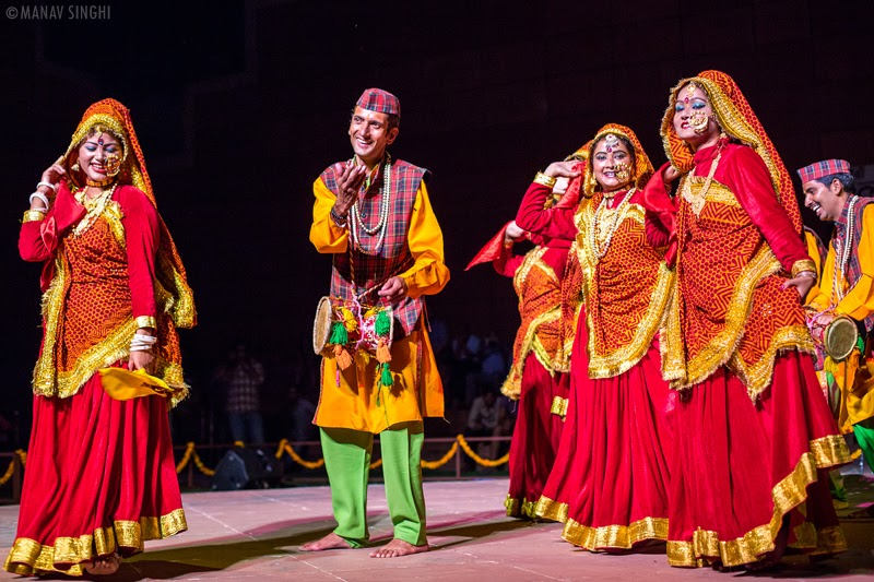 Chappelli Folk Dance from Uttarakhand.