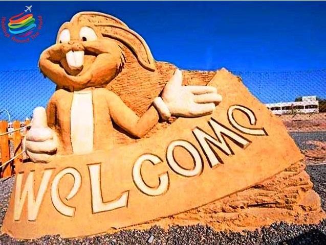 The Sand Museum - Hurghada