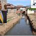 GANDU: Mesmo diante da crise, prefeito Leonardo Cardoso mantém obras, inclusive a do Beco do Corre nu.