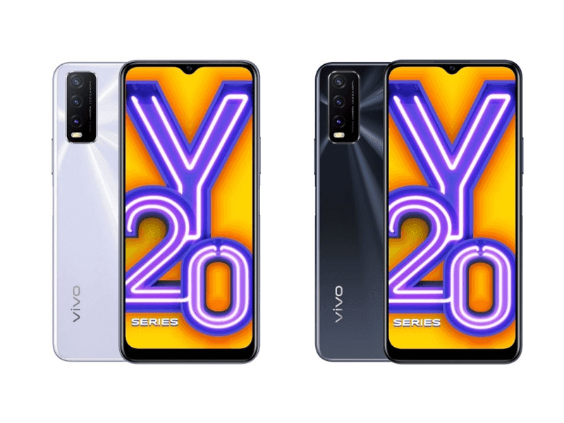vivo Y20, Y20i with SD 460 and 5000mAh battery now official in India!