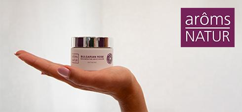 probar gratis cosmetica Aroms Natur