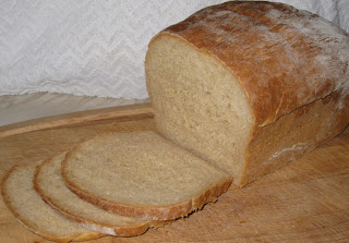 soft white bread loaf recipe