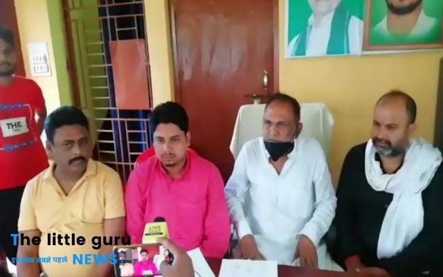 राजद ने किया अल्पसंख्यक प्रकोष्ठ के जिला कमिटी और प्रखंड कमिटी का गठन