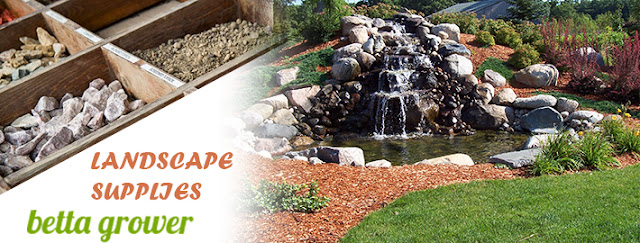 Get These Landscape Supplies Melbourne For An Attractive Lawn