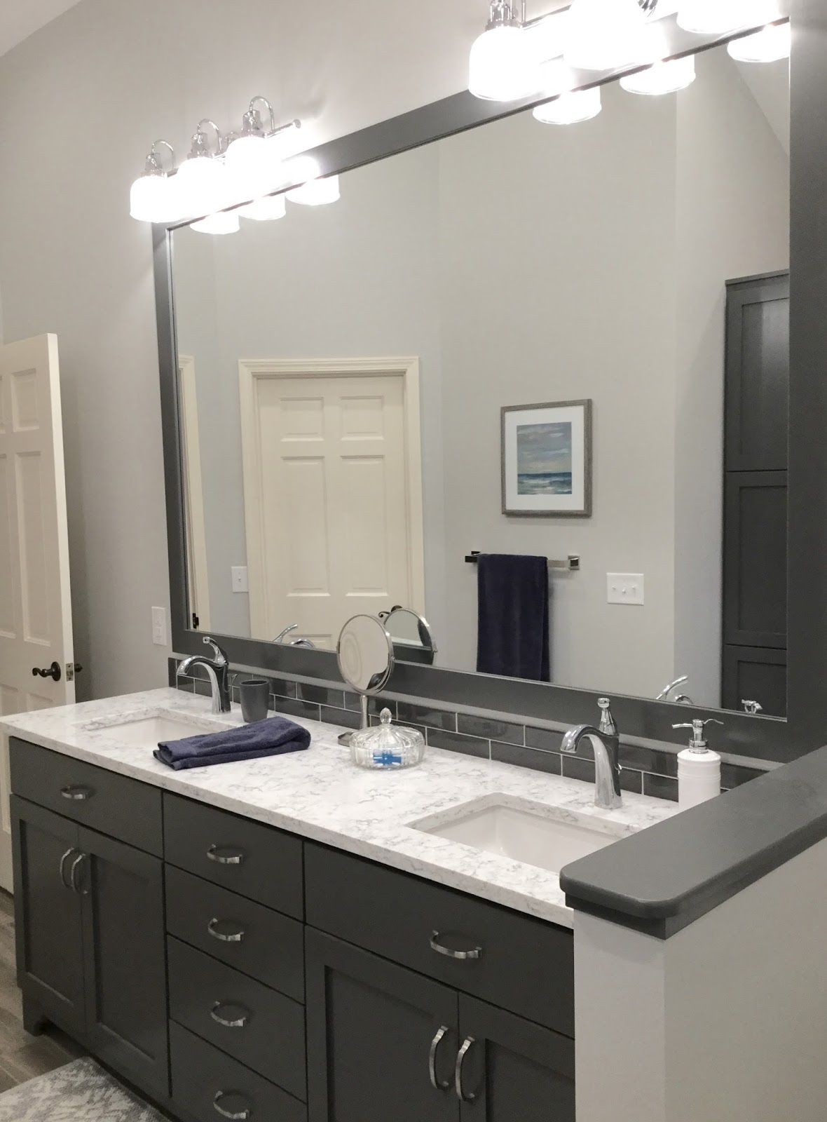 Hope You Enjoyed Seeing This Master Bathroom En Suite Renovation Come